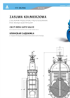 Model DN350 111UG/986 - Cast iron gate valve Brochure