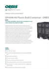 BulkPak GP4048-46 Medium-Duty Containers Brochure