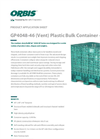 BulkPak GP4048-46 (Vent) Medium-Duty Containers Brochure
