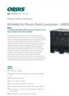 BulkPak GP4048-50 Medium-Duty Containers Brochure