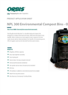 Model NPL 300 - Compost Bins Brochure