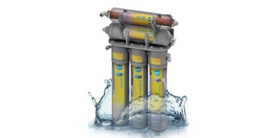 Hankscraft - Model UF-5-BF Series - Ultra-Filtration System