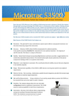 Microtrac - Model S3500 - Particle Size Analyzer Brochure