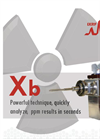 X-Beam - Micro XRF - Custom X-ray Source - Brochure