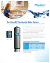 HydroDI - Residential Water System- Brochure