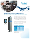 HydroDI - Commercial Water System- Brochure