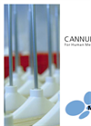Cannulae for Human Medicine Brochure