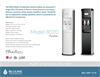 8020 Black - Water Purification System Brochure