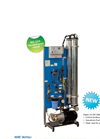 Model UO120WSE-UO500WSE - Flexible Budget Reverse Osmosis Unit – Brochure