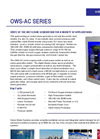 Quiet Running Air Cooled Ozone Generator Brochure