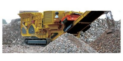Crusher for Construction Waste Industries - Mining