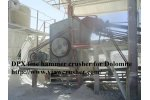 Crusher for Dolomite Industries