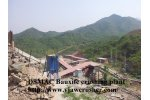 Crusher for Bauxite Industries