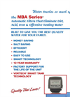 Model CIC2.O (MCA) - Filters System- Brochure