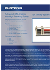 Ion Mobility Spectrometer Analyzer (IMS) - Brochure