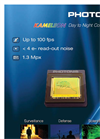 Model KAMELEON CMOS - Color Imaging Sensor Brochure