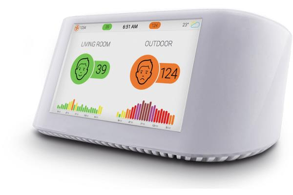 IQAir AirVisual - Model Pro - Air Quality Monitor