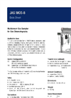 Multistream Gas Sampler Brochure