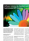 WinGPC UniChrom - GPC / SEC Software - Brochure