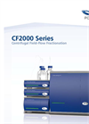 Model CF2000 - Centrifugal Particle Separator- Brochure