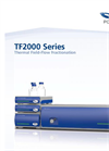 Model TF2000 - Thermal Polymer Separator Brochure