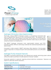 Hydrogen Purity Analyzers- Brochure