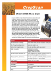 CropScan - Model 1000B - Whole Grain Analyser Brochure