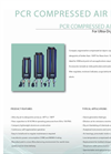 Dryair - PCR Compressed Air Dryers Brochure