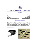 TWS - Diffused Air Systems Brochure