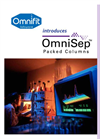 OmniSep Pre-Packed Ion Exchange Columns Catalogue