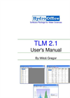 Version TLM - Hydrological Drought & Flood Analysis Tool- Brochure