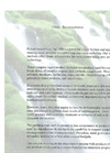 Green Bio-remediation System - Brochure