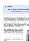 SPE-03 - Multi-Channel Cleanup Station Brochure