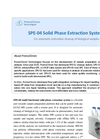 PromoChrom - Model SPE-04 - Automated Online SPE System - Brochure