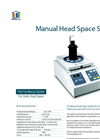 Manual Headspace Sampler Brochure