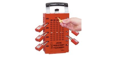 Model 503RED - Master Lock Osha Group Lock Box