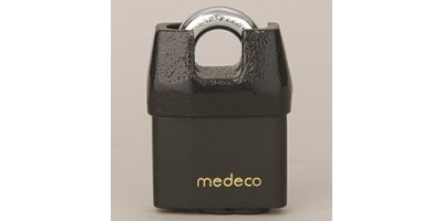 High Security Shrouded Padlock