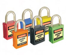 Premier Lockout Safety Padlocks