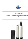 1850 Series - Triple Treat Operation Manual