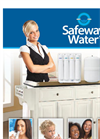 Safeway Water - Reverse Osmosis Drinking Water System - Brochure