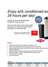 Twin Tank Water Softeners Brochure