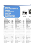 genFlex - Model iDC series / DC 4.5 - 12.5 kW - Diesel Generating Sets- Brochure