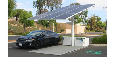 Envision Solar - Model EV ARC™ 4 - Electric Vehicle Autonomous Renewable Charger