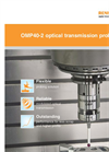 Model OMP40-2 - Ultra Compact 3D Touch Trigger Probe- Brochure