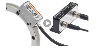 RESOLUTE - Model FS - Absolute Open Optical Encoder System