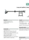 Giantmix - Model Z3 HY - Tractor Driven Stationary Agitator Brochure