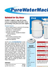 Model 36 GPD - 4 & 5-Stage Undersink Reverse Osmosis Filter Systems Brochure
