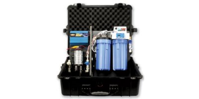 Darley PuriFire - Model 3S3P - Three-Stage Portable Water Purification Unit
