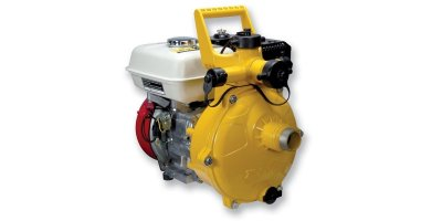 Davey - Model 5.5 HP - Single Impeller Portable Pump