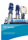 GS Series Fixed Speed Booster Sets Brochure